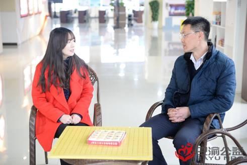 沂水区团县委到国贸中心党群服务中心调研群团建设工作