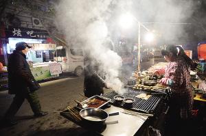 【重庆晚报】重庆江北区 PM2.5 污染油烟占 1 成 将清理露天烧烤摊