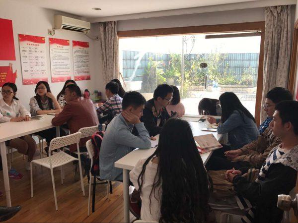 巴渝公益召开重庆高校环保社团交流会
