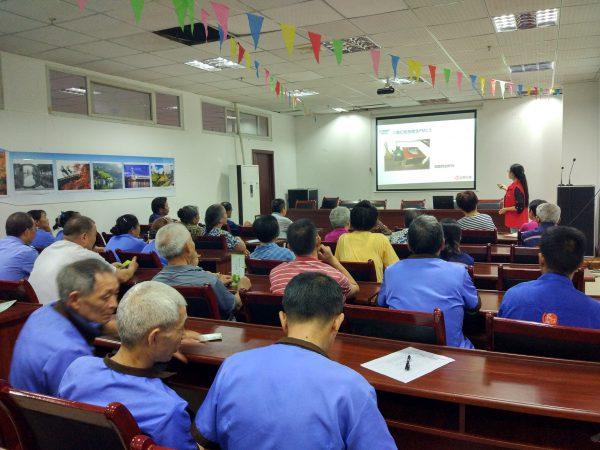 巴渝公益环保科普志愿者走进 79 个社区开展科普活动