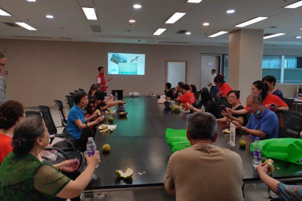 幸福社区——哈尔滨银行北部新区支行七周年游园活动