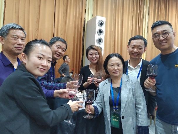 朱相如参加 2020 中华环保社会组织可持续发展年会