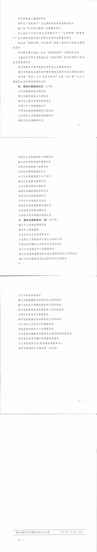 """重庆市生态环境保护志愿服务总队在 2020 年度重庆市学雷锋志愿服务先进典型推选中荣获""""最佳志愿服务组织""""荣誉"""