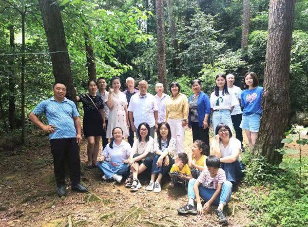 巴渝公益召开项目伙伴交流会——探讨培育乡村生态环保力量